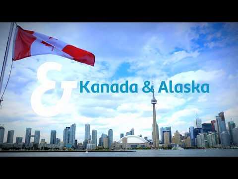 Kanada und Alaska NCL: TV-Spot 2020| Berge & Meer