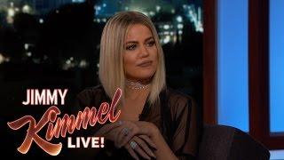 Guillermo Wears Khloe Kardashian