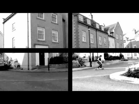 Longboarding: Black & White