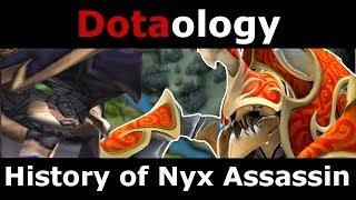 Dotaology: History of Nyx Assassin