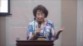 Conferencia de Damas El diseño divino para la mujer   sesión 1