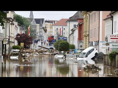 Paris on high alert as heavy rains across Europe cause havoc