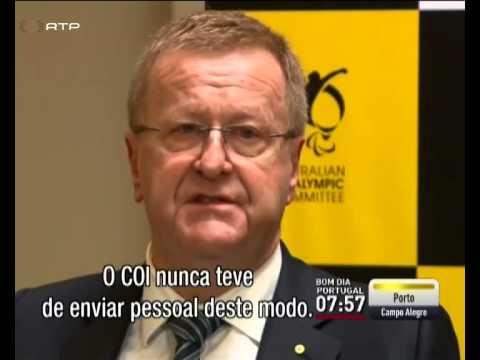 Comité Olímpico Internacional arrasa preparativos do Rio de Janeiro   Desporto   Notícias