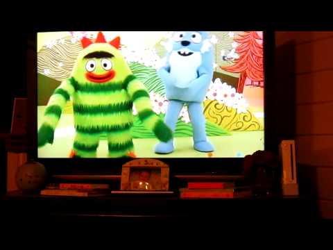 Yo Gabba Gabba -  Bugs video