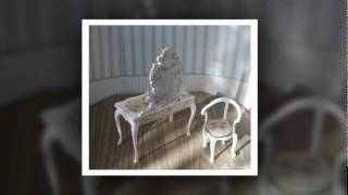 Dollhouse Miniatures - shabby chic.mpg
