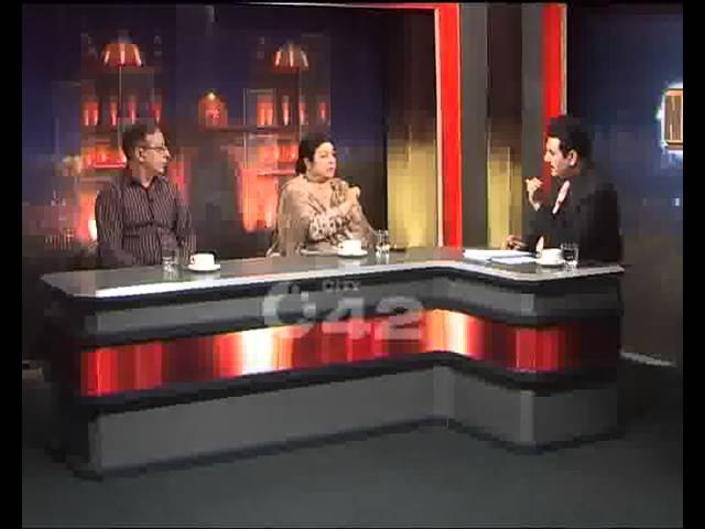 President PMA Dr Yasmin Rashid Polio Campaign Problem News Night Prog Pkg.flv