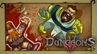 Dungeons 3. Прохождение - Релиз. Часть 4: Битва за Стальную кузню