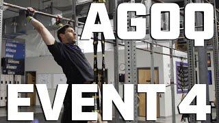 2020 Crossfit Games AGOQ Event 4