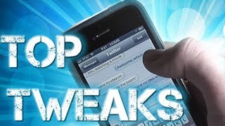 Top New Jailbreak Tweaks #3: Callmi, MessageSwiper, Pluck, and Record 'n' Torch