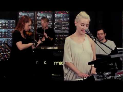 MOOG SOUND LAB Season 3 | Zola Jesus | In Your Nature