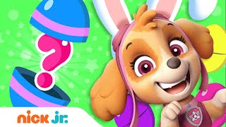 Go on an Easter Egg Hunt w/ PAW Patrol, Bubble Guppies & More! | Nick Jr.