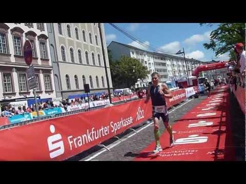 Ironman Championship   Wechselzone Fahrrad - Laufen (Marathonlauf)   SPORT NEWS CHANNEL