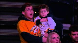 Gotta Hear It: Predators fans unite to sing Canadian national anthem