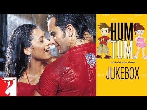 Hum Tum - Audio Jukebox