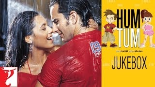 Hum Tum Audio Jukebox | Full Songs | Saif Ali Khan | Rani Mukerji
