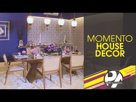 Momento House Decor com Juliana Abad e Lourdes Barros