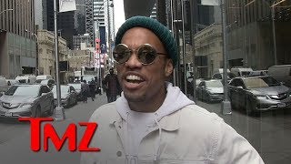 Anderson .Paak Says Meek Mill Missed Big Chance with President Trump | TMZ