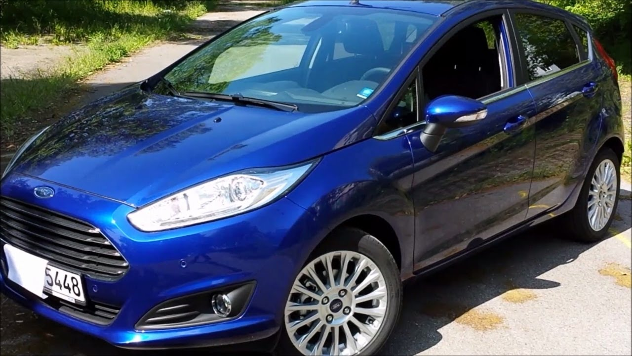 2014 Ford Fiesta 1 0 Ecoboost Review Full Tour