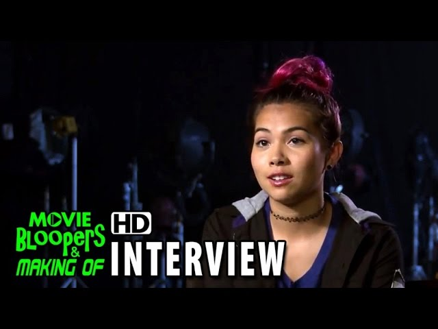 Insidious: Chapter 3 (2015) Behind the Scenes Movie Interview - Hayley Kiyoko (Maggie)
