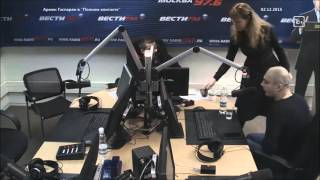 "Армен Гаспарян в ""Полном контакте"". 02.12.2015."