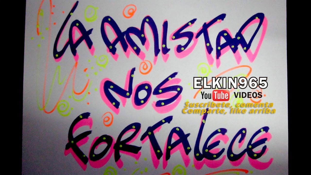 Mensaje para cartelera amor y amistad 2013 youtube - Cartas de san valentin en ingles ...
