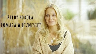 Kiedy pokora pomaga w biznesie? - [Time For Business TV] odc.112