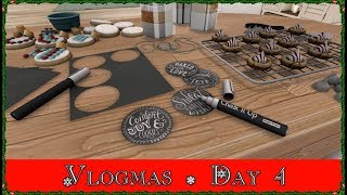 Vlogmas Day 4! Taking Pictures! (Second Life)