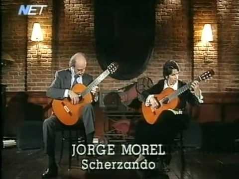 Jorge Morel: Scherzando - Evangelos&Liza guitar duo