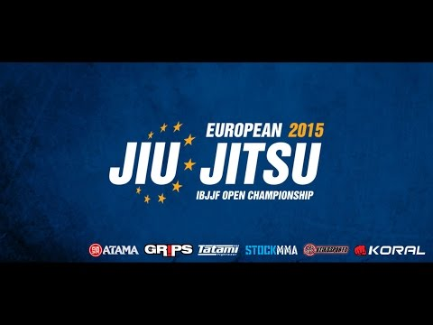 European Open Jiu-Jitsu Championship 2015 (Saturday)