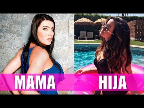 Mama Vs Hijas - Hijas Increíblemente Hermosas | Famosas Colombianas con Hijas que Las Superan