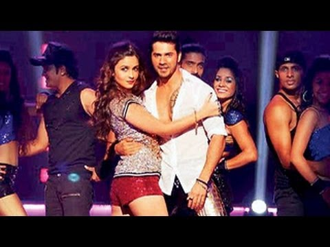 Alia Bhatt & Varun Dhawan's SEXY DANCE in Jhalak Dikhla Jaa 7 7th June 2014 EPISODE 1 Grand Premiere