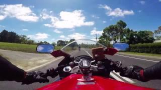Adelaide Hills on CBR600RR