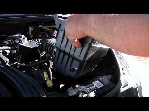 Pt Cruiser Camshaft Position Sensor Replacement Youtube