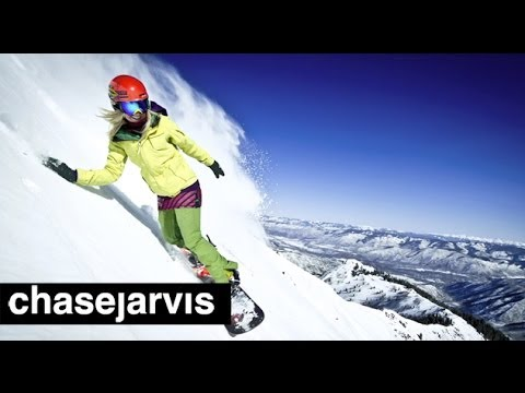 Aspen Photoshoot:  Behind-the-Scenes with Chase Jarvis RAW
