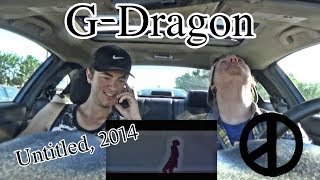 G DRAGON Untitled 2014 MV Reaction THAT NECK THO
