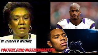 Dr. Frances C. Welsing: RAY RICE, DOMESTIC VIOLENCE & LACK OF SELF-RESPECT