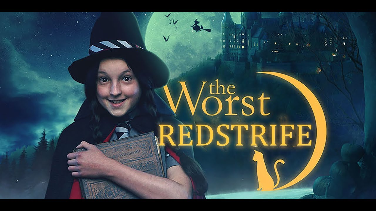 The worst witch сериал 2018