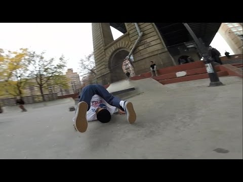 Skate All Cities - GoPro Vlog Series #065 / KTHXBYE