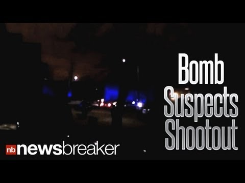 Firefight Between Boston Bombing Suspects and Police | NewsBreaker | Ora TV