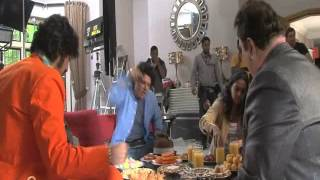 Housefull 2 - Exclusive Making Of 'Housefull 2' Day 4-8