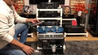 Ngọc Hà test stereo vs multi trên cùng một đĩa dsd sacd