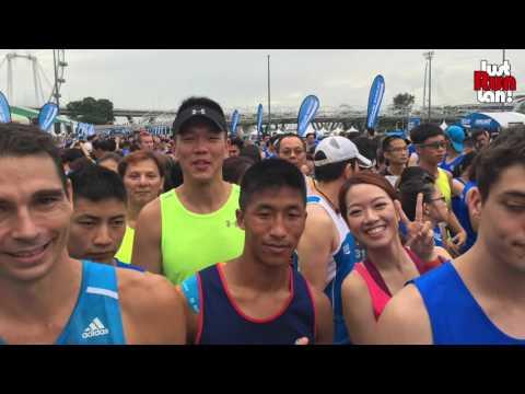 Pocari Sweat Run 2016 Singapore