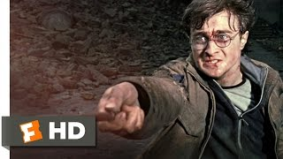 Video clip Harry Potter and the Deathly Hallows: Part 2 (5/5) Movie CLIP - Harry vs. Voldemort (2011) HD