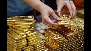 Канада 1219: Работа в золотодобывающей отрасли