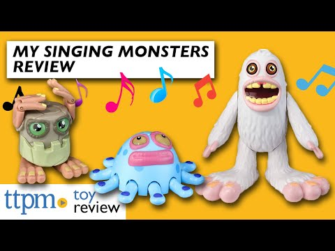 My Singing Monsters Plant Island Series 1 from PlayMonster