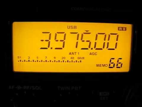 Azad Kashmir Radio 3975 kHz. 24.3.2012.
