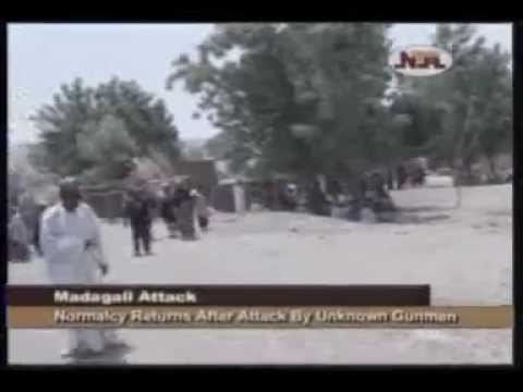 BOKO HARAM ATTACKS MADAGALI