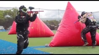 H.P.A Hawaii Pump Paintball Tournament