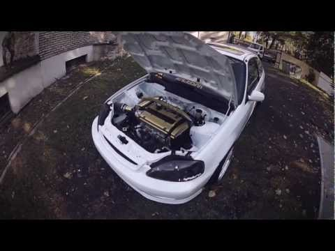 Honda Civic EK3 H22A - From Poland with Stance