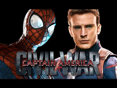 New Spider-Man Might Be Introduced In 'Captain America: Civil War'